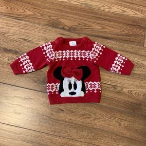 VGUC Disney Christmas sweater